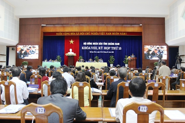 Quảng Nam cử đoàn cán bộ 'hoàng hôn nhiệm kỳ' đi nước ngoài học tập  - ảnh 1