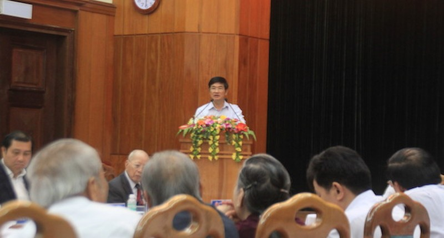 Quảng Nam: Từ ước mơ 500 tỉ đến vào nhóm 15.000 tỉ đồng - ảnh 1