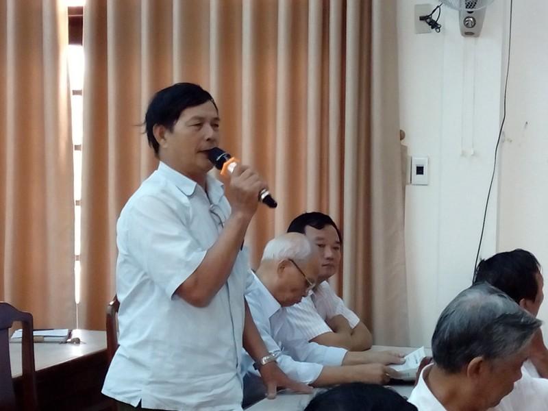 'Chống tham nhũng sao có Trịnh Xuân Thanh?' - ảnh 1