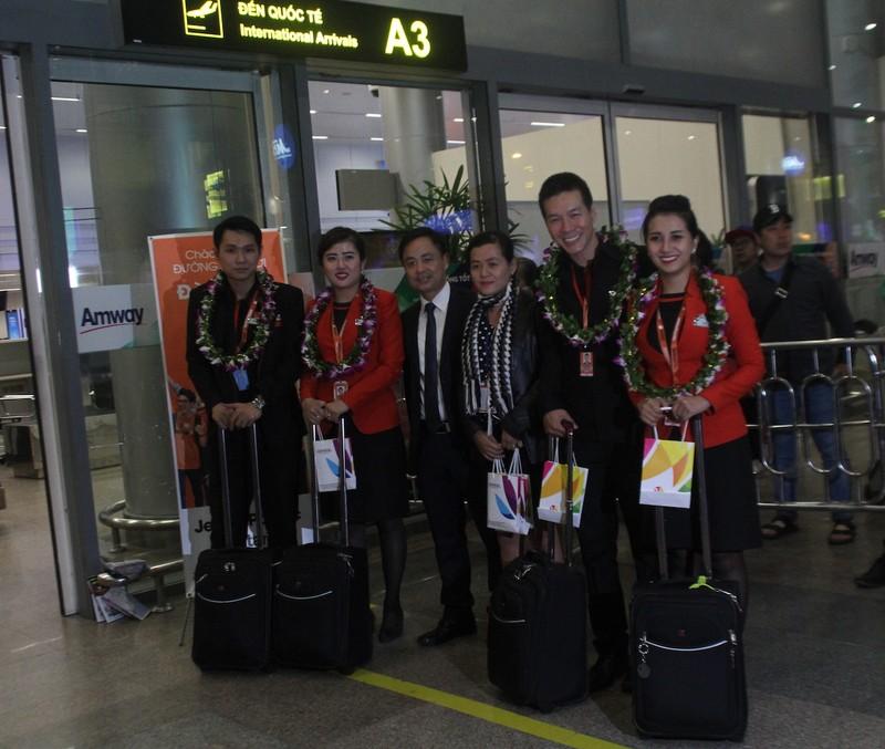 Khai trương đường bay Đà Nẵng- Đài Bắc - ảnh 2