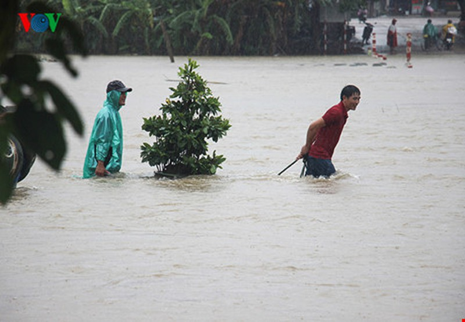6 người chết và mất tích vì mưa lũ - ảnh 1