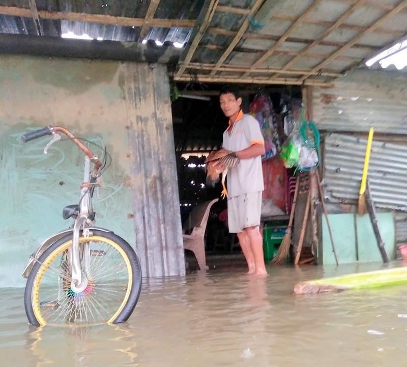 Quảng Nam: Hết ăn tết vì lũ vùi - ảnh 4