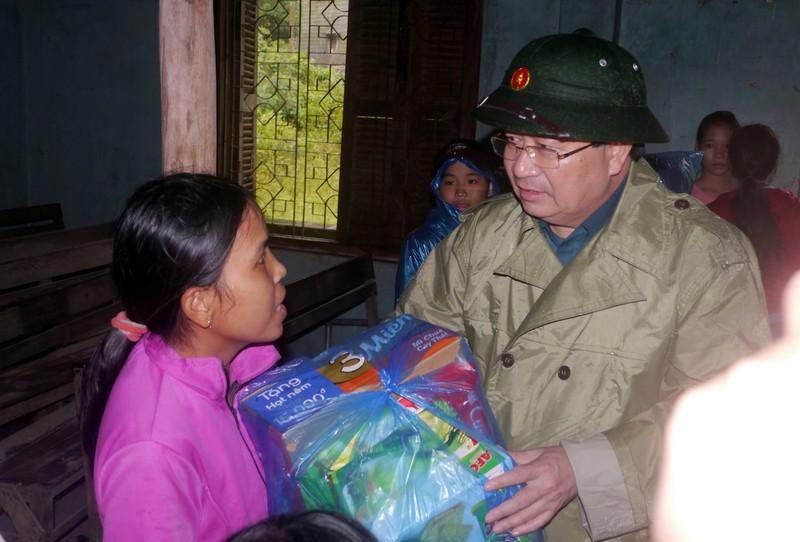 Bình Định: 'Người dân không thể ăn mì tôm được nữa' - ảnh 4