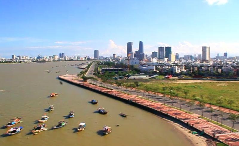 Đà Nẵng vẫn sẽ làm hầm qua sông Hàn - ảnh 1