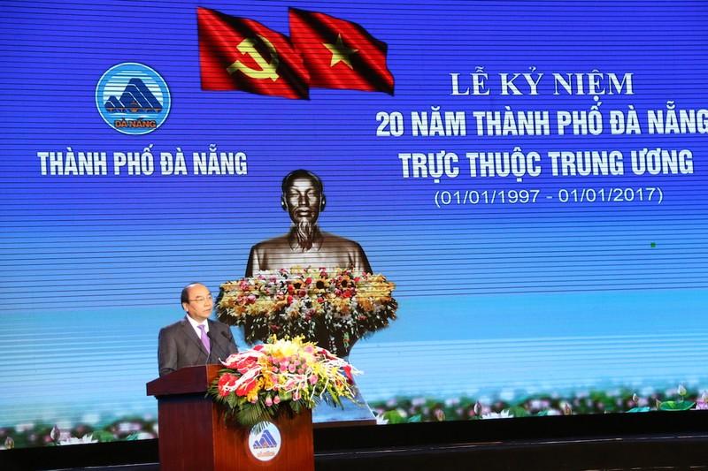 Thủ tướng: Đà Nẵng phải cạnh tranh được với Singapore - ảnh 2