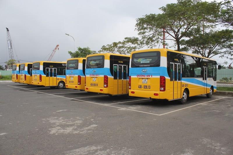 Đà Nẵng: Xe buýt trợ giá vắng bóng người đi - ảnh 1