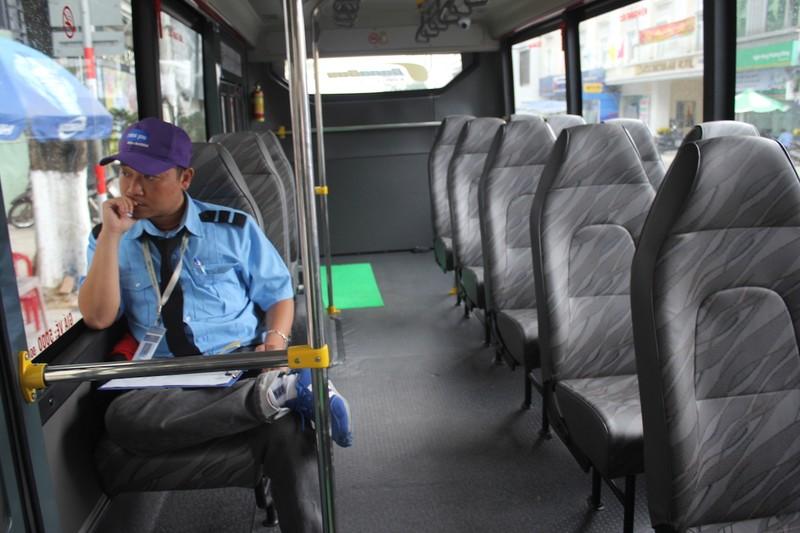 Đà Nẵng: Xe buýt trợ giá vắng bóng người đi - ảnh 3
