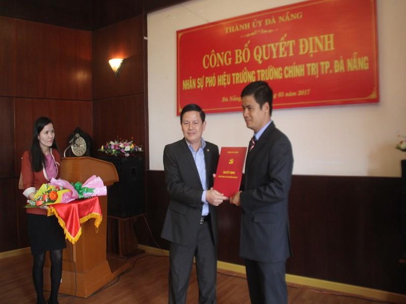 Nguyên thư ký ông Nguyễn Bá Thanh giữ chức vụ mới - ảnh 1