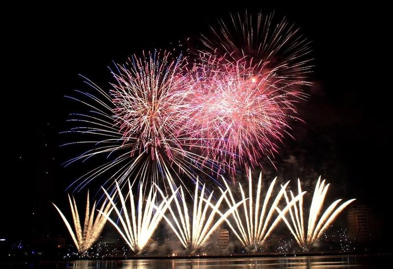 Lễ hội pháo hoa sẽ có một số sự thay đổi trong đêm đầu tiên.