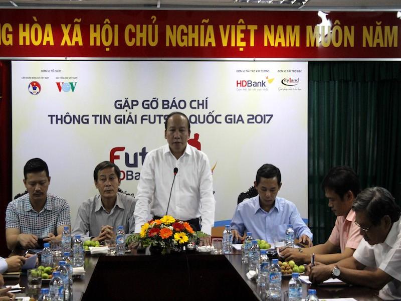 Khán giả Đà Nẵng được xem miễn phí giải Futsal quốc gia - ảnh 1