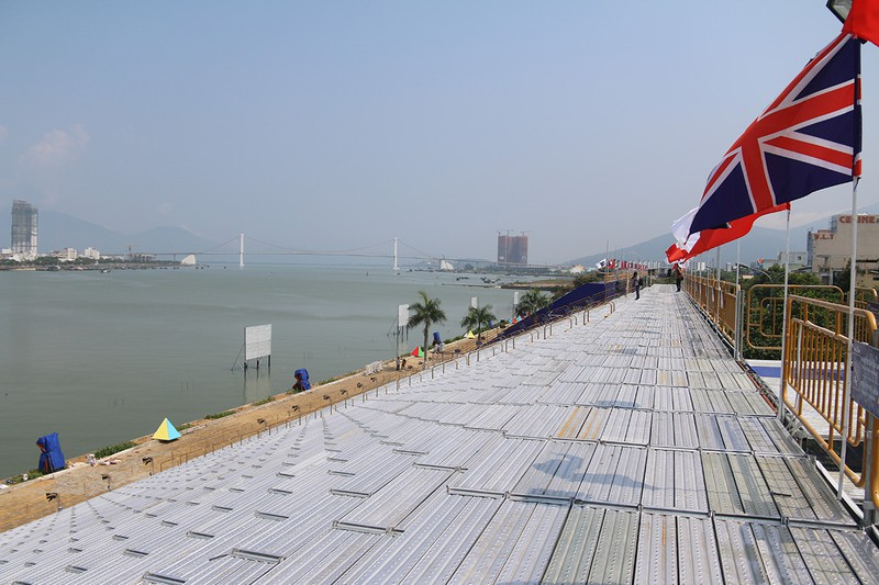 Lễ hội pháo hoa quốc tế Đà Nẵng  2017 đã sẵn sàng - ảnh 5