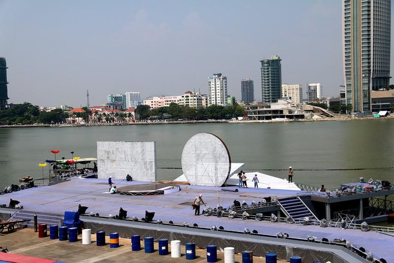 Lễ hội pháo hoa quốc tế Đà Nẵng  2017 đã sẵn sàng - ảnh 4