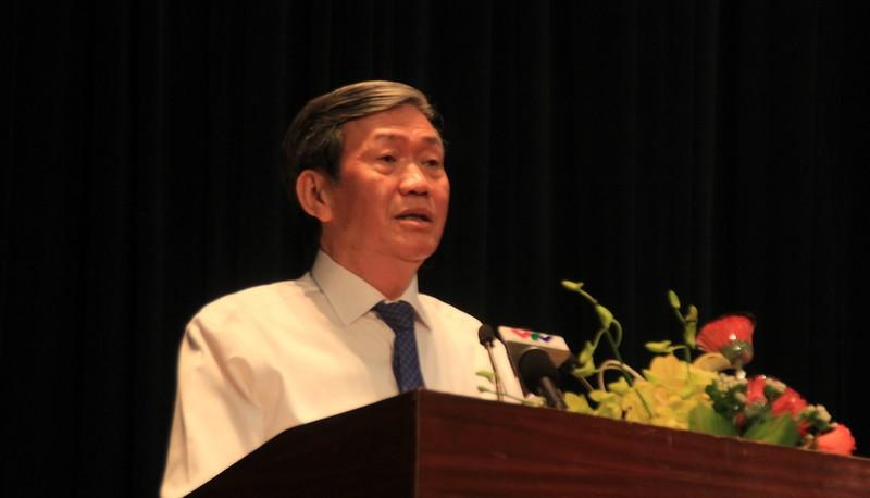 Đoàn ĐBQH TP Đà Nẵng vẫn hoạt động bình thường - ảnh 1