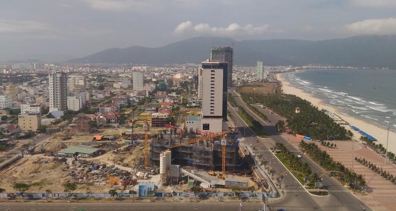Đà Nẵng ngưng thi công 12 tuyến đường để phục vụ APEC - ảnh 1