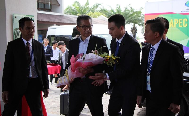 Hội nghị quan chức tài chính cao cấp APEC khai mạc - ảnh 1