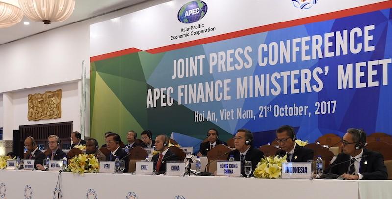 Tuyên bố chung Hội nghị bộ trưởng Tài chính APEC 2017 - ảnh 2