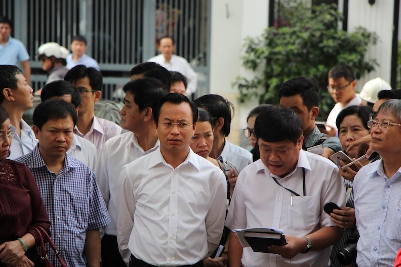 Quy trình xử lý ông Nguyễn Xuân Anh vẫn còn tiếp tục - ảnh 1