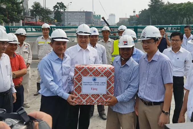 Bí thư, chủ tịch Đà Nẵng lại đốc thúc hầm chui 118 tỉ  - ảnh 2
