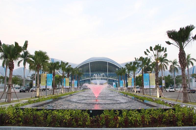 Khánh thành Trung tâm Báo chí quốc tế phục vụ APEC - ảnh 6