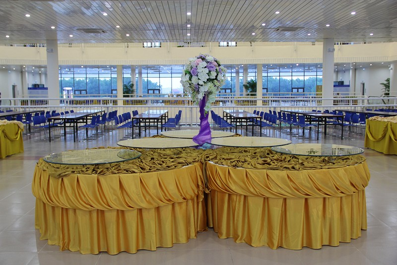 Khánh thành Trung tâm Báo chí quốc tế phục vụ APEC - ảnh 7