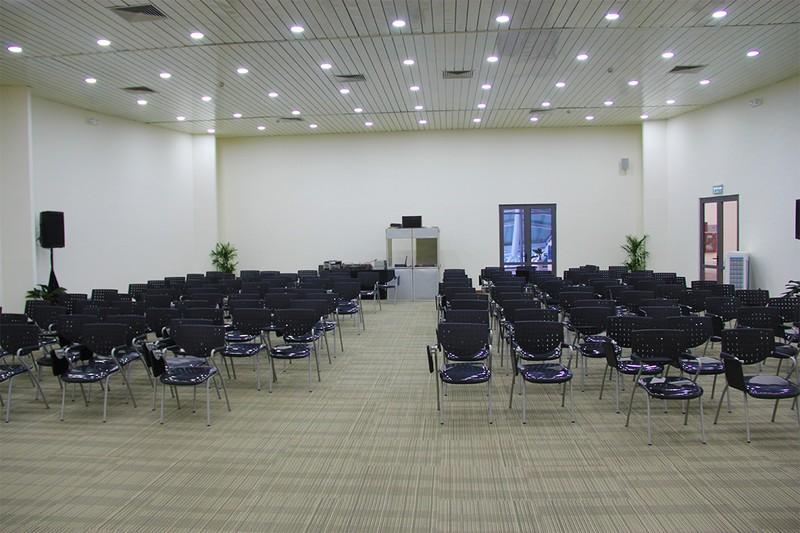 Khánh thành Trung tâm Báo chí quốc tế phục vụ APEC - ảnh 5