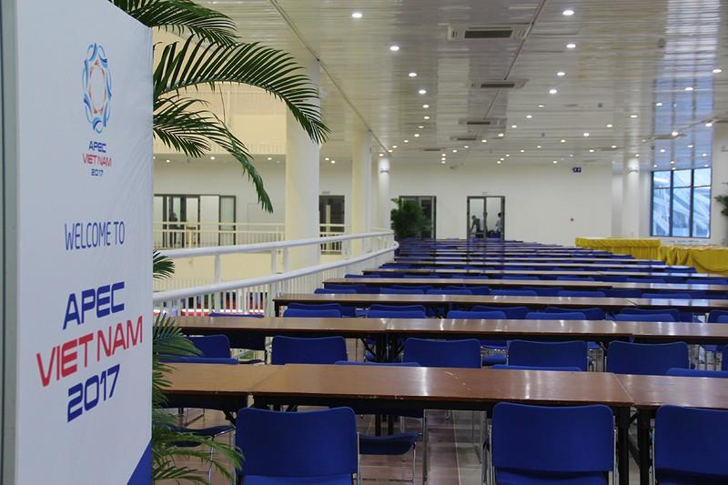Khánh thành Trung tâm Báo chí quốc tế phục vụ APEC - ảnh 4