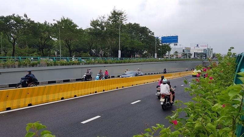 Hầm chui 118 tỉ đồng của Đà Nẵng chính thức thông xe - ảnh 10