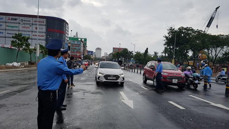 Hầm chui 118 tỉ đồng của Đà Nẵng chính thức thông xe - ảnh 3