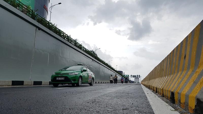 Hầm chui 118 tỉ đồng của Đà Nẵng chính thức thông xe - ảnh 4