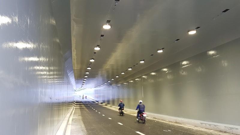 Hầm chui 118 tỉ đồng của Đà Nẵng chính thức thông xe - ảnh 5