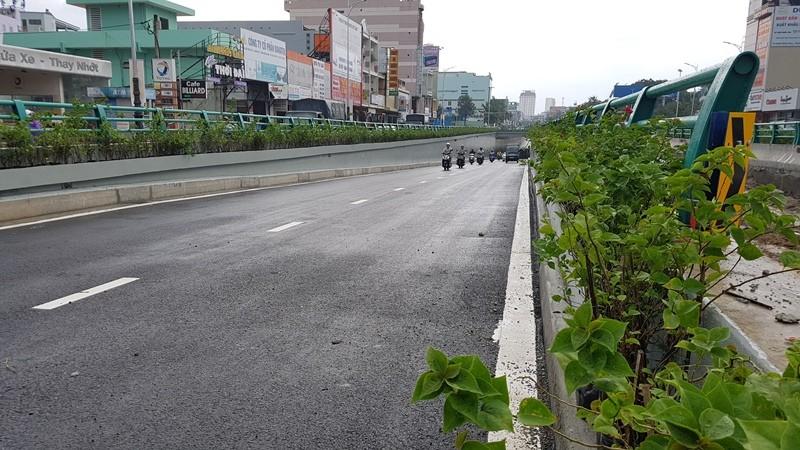 Hầm chui 118 tỉ đồng của Đà Nẵng chính thức thông xe - ảnh 6
