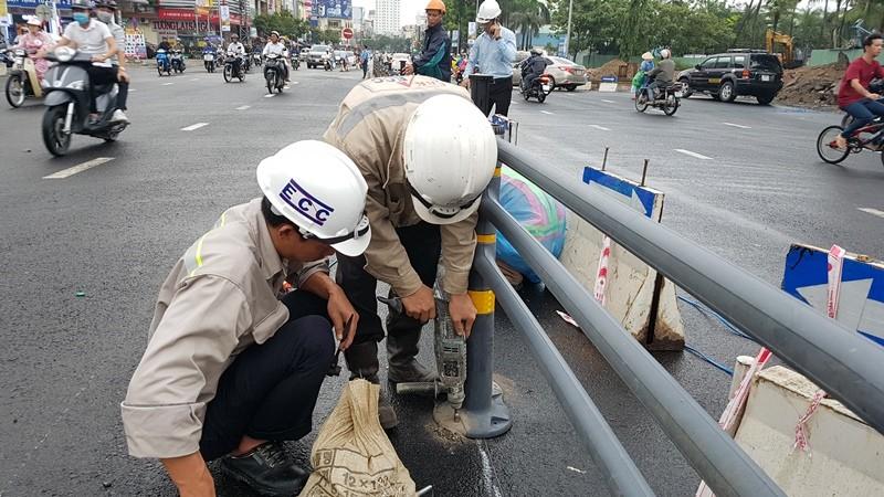Hầm chui 118 tỉ đồng của Đà Nẵng chính thức thông xe - ảnh 8