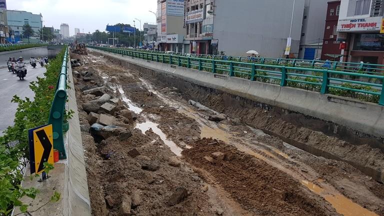 Hầm chui 118 tỉ đồng của Đà Nẵng chính thức thông xe - ảnh 2