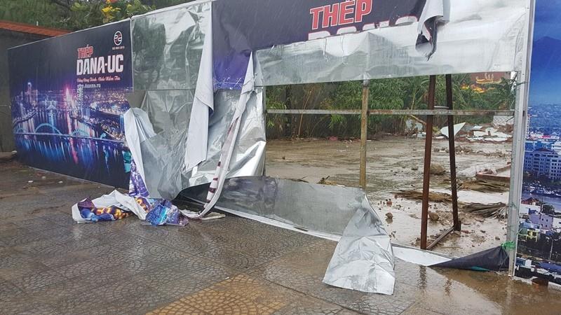 Đà Nẵng thiệt hại nặng sau cơn mưa lớn - ảnh 3