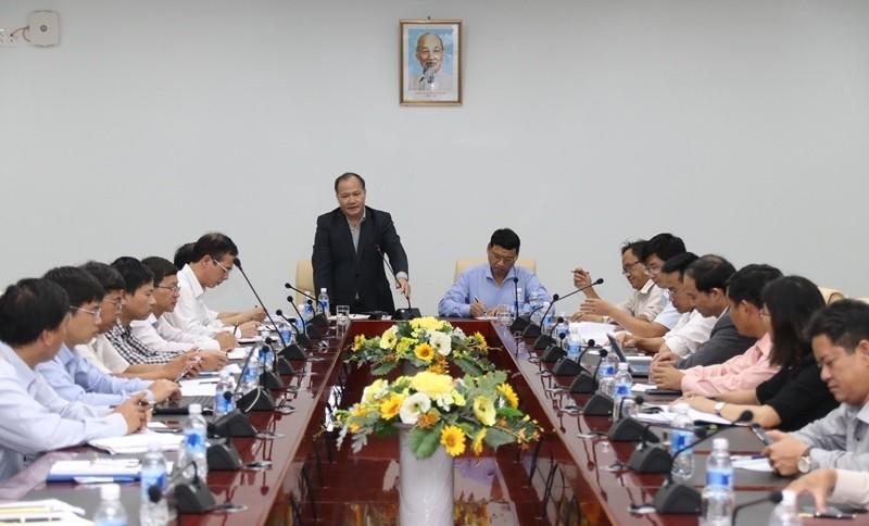 Đà Nẵng họp khẩn ứng phó thiên tai trước APEC - ảnh 1