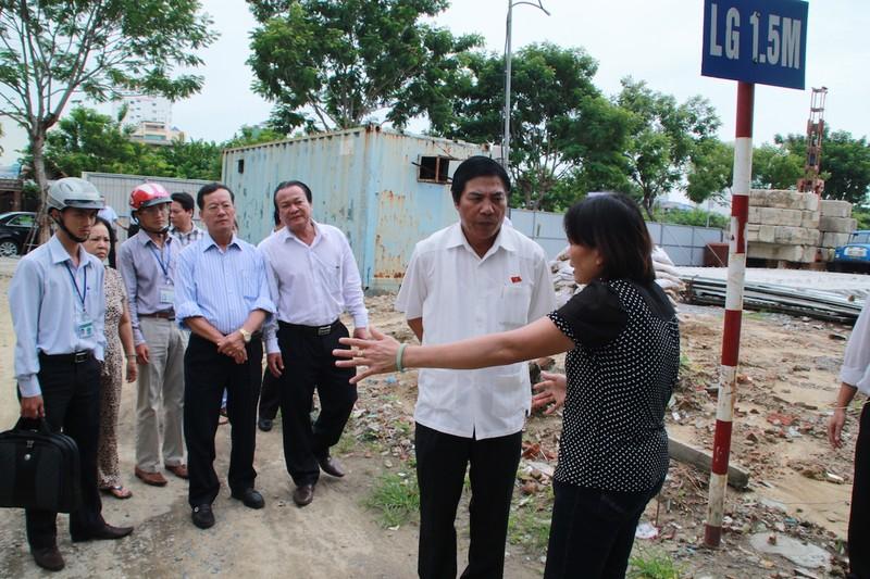 Đà Nẵng lấy ý kiến việc đặt tên đường Nguyễn Bá Thanh - ảnh 1