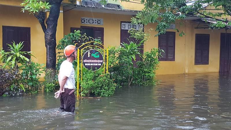 Hội An và vùng trũng Đà Nẵng ngập chìm trong lũ - ảnh 5