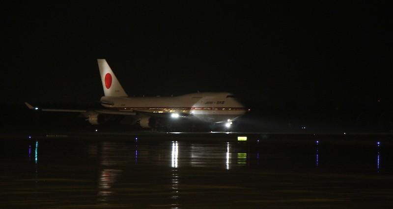 Thủ tướng Nhật Bản Shinzo Abe tới Đà Nẵng dự APEC 2017 - ảnh 1