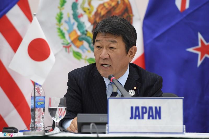 Bộ trưởng Nhật Bản nói về động thái của Canada với TPP - ảnh 1