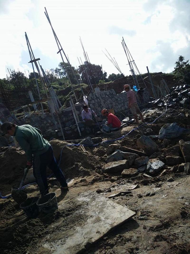 Nghi vấn tái xây dựng tại dự án ở bán đảo Sơn Trà - ảnh 1