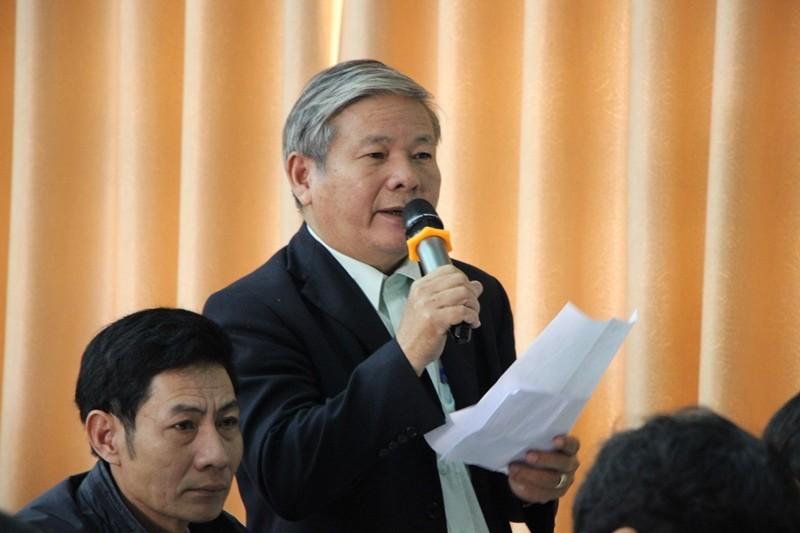 Ông Trương Quang Nghĩa: 'BOT toàn tiền ngân hàng' - ảnh 2