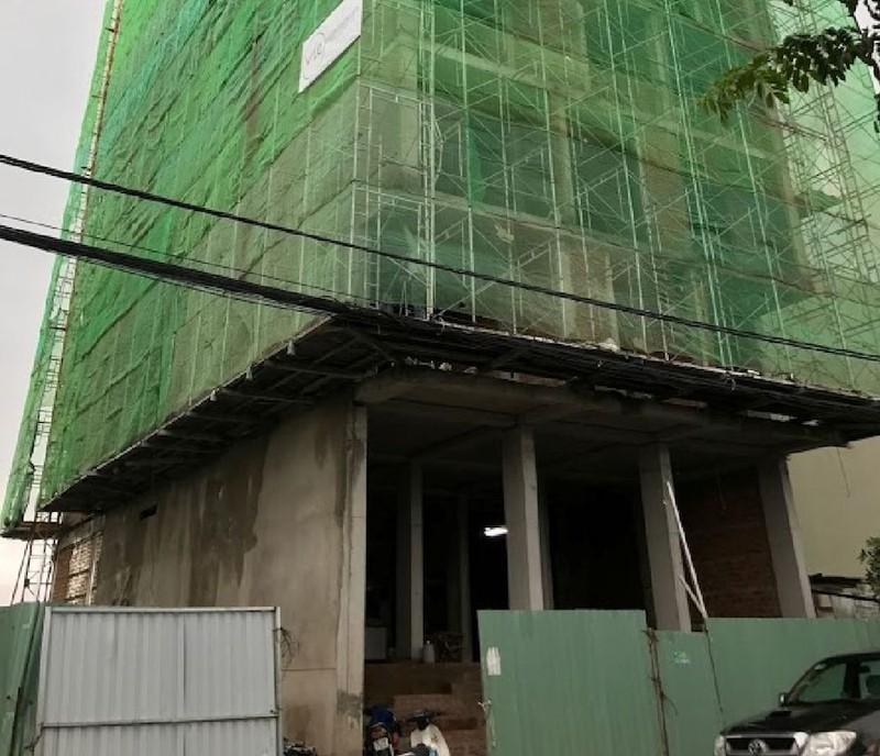 Nhiều ông lớn ngành xây dựng bị xử phạt tại Đà Nẵng - ảnh 1