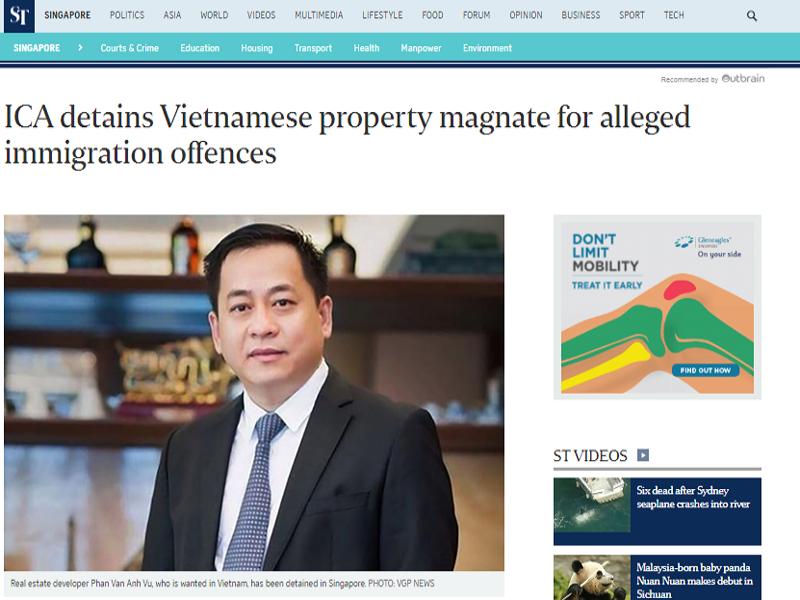 'Nếu Vũ 'nhôm' ở Singapore, phải đưa bằng được về nước' - ảnh 2