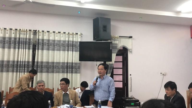 Quảng Nam: Đang xử lý cán bộ sau kết luận của UBKTTƯ - ảnh 2