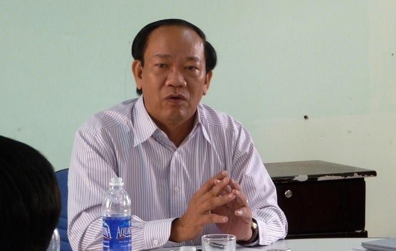 UBKTTƯ cảnh cáo Chủ tịch Quảng Nam Đinh Văn Thu - ảnh 1
