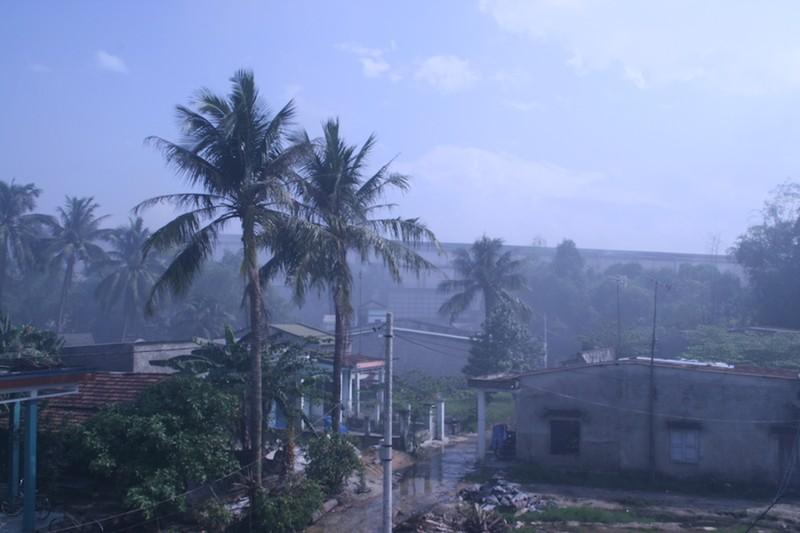Đà Nẵng buộc hai nhà máy thép dừng sản xuất - ảnh 1