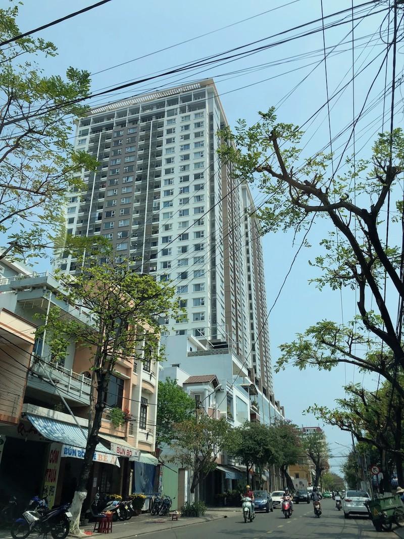 Đà Nẵng phát hiện hàng loạt công trình xây dựng vi phạm - ảnh 2