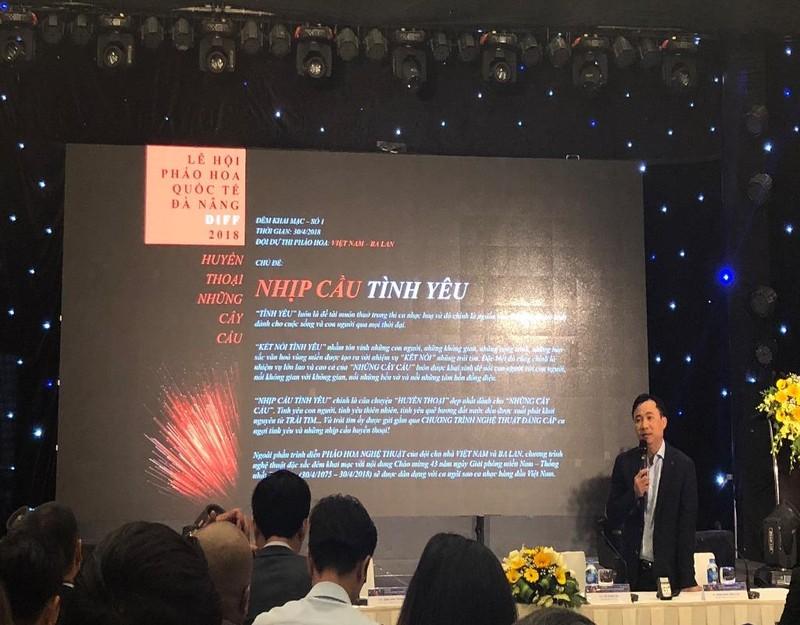 Đạo diễn Đỗ Thanh Hải sẽ thay ông Lê Quý Dương làm tổng đạo diễn lễ hộ