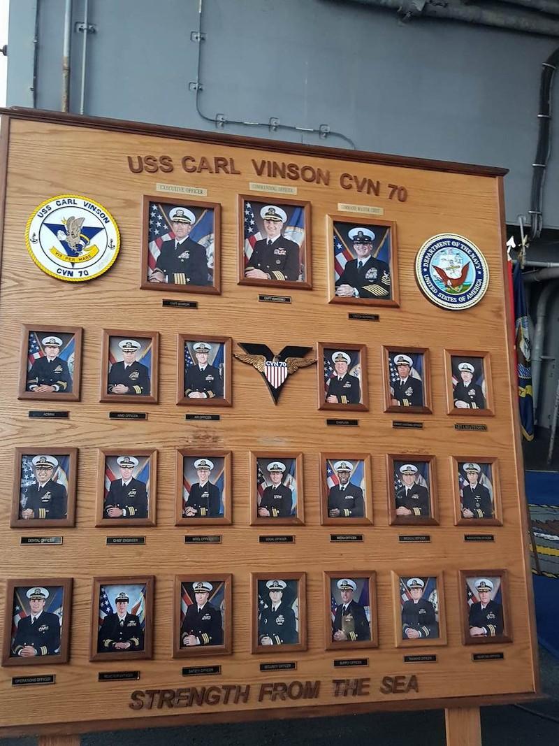 Ngày mai, tàu sân bay USS Carl Vinson tạm biệt Đà Nẵng - ảnh 3
