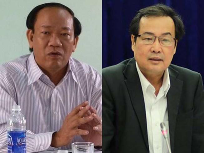 Thủ tướng kỷ luật cảnh cáo chủ tịch Quảng Nam - ảnh 1